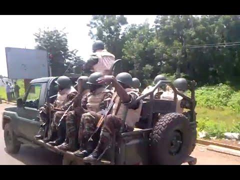 BURKINA FASO - 3 colonnes de l'armée en route pour Ouagadougou pour désarmer les putschistes RSP