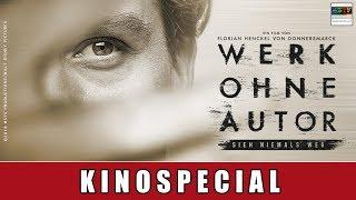 Werk Ohne Autor - TV-SPECIAL I Oscar I Tom Schilling I Florian Henckel von Donnersmarck