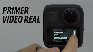 GOPRO MAX - Primer video REAL