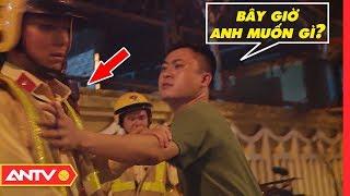 'Ma men' làm 'càn' lao vào đấm Cảnh sát giao thông và cái kết | Kỹ năng sống [số 101] | ANTV