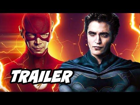 The Flash Season 6 Episode 6 Trailer - Batman Preview Breakdown