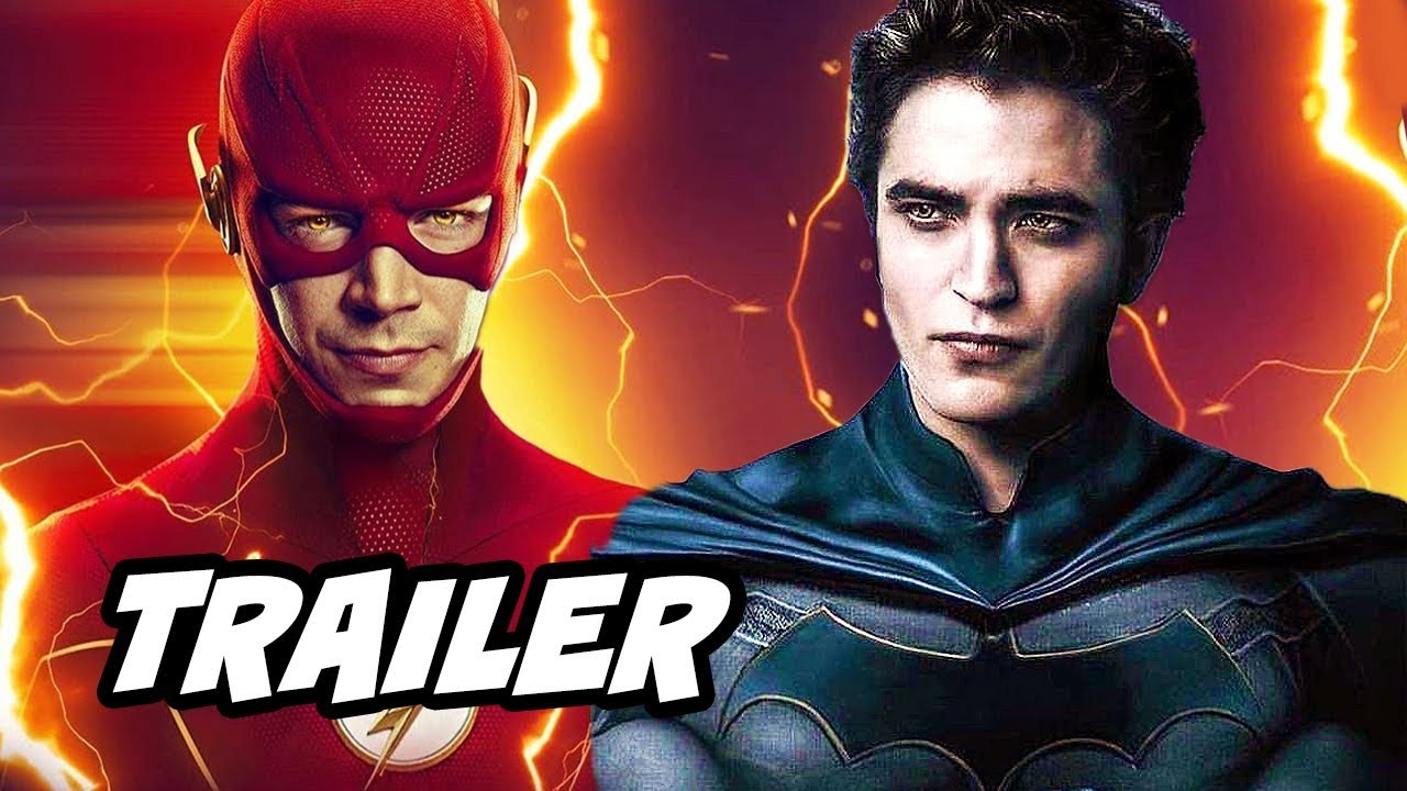 The Flash Season 6 Episode 6 Trailer Batman Preview Breakdown Youtube
