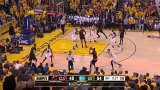 2016 NBA 總決賽 克里夫蘭騎士 vs 金州勇士 第七戰