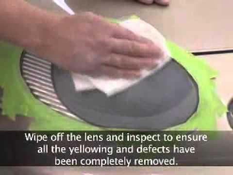 3M Headlight Lens Restoration System - Pep Boys