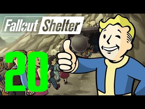 FALLOUT SHELTER #20 : No I Will Not Put That On A T-shirt