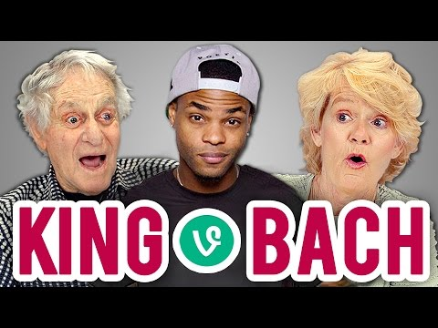 Thumbnail: ELDERS REACT TO KING BACH VINES