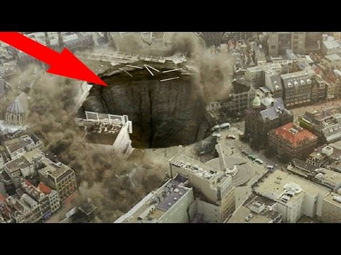 Thumbnail: World's Most DANGEROUS and Dramatic Sinkholes!