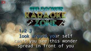 Maher zain open your eyes (karaoke version) no vocal