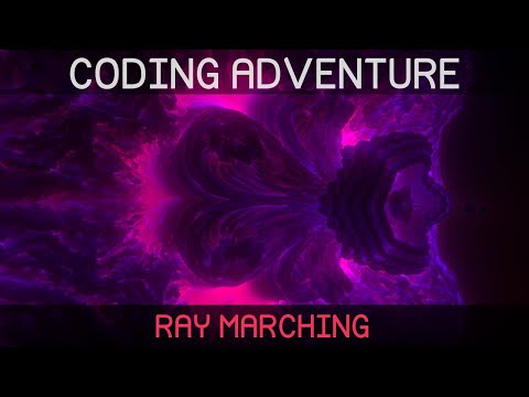 Coding Adventure: Ray Marching : programming