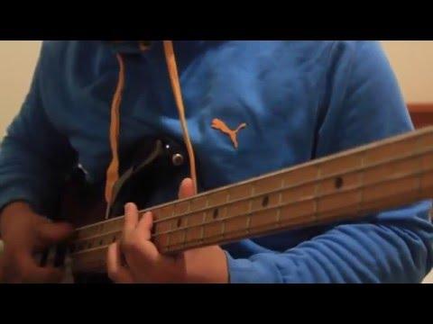 Akatsuki no Yona OP 2 - Akatsuki no Hana (暁の華) - Bass Cover / Instumental Cover