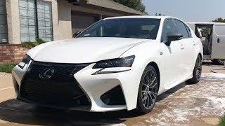 lexus-gs-f-003 Lexus Gs-F