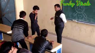 funny teachers in college