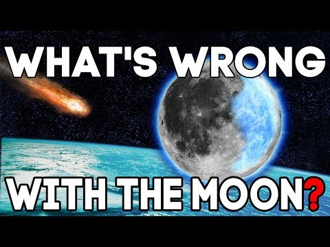 WHAT'S WRONG WITH THE MOON? TOP 10 MOON MYSTERIES