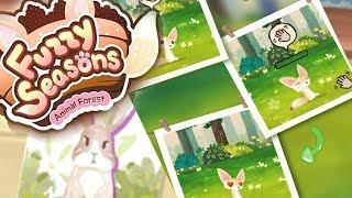Animal Forest Fuzzy Seasons