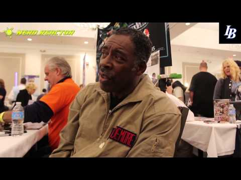 An Interview with Ernie Hudson at Super Mega Fest 2013