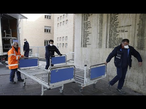 Covid-19: deux décès en Italie, le nord du pays se barricade