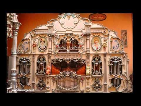 Al Jolson Medley ~ Mortier 92 Key Dance Organ