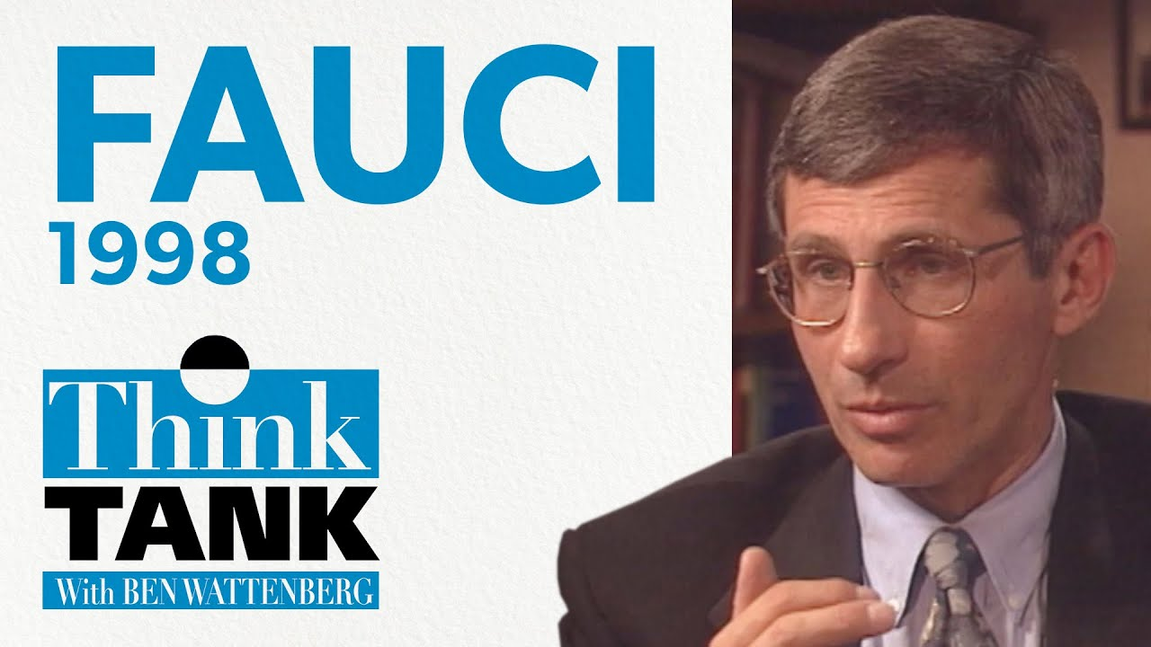 DNA VACCINES 1998 with Anthony Fauci (1998)   THINK TANK