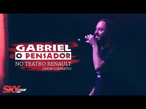 Gabriel o Pensador - Show Completo 2013 (Sky Live)