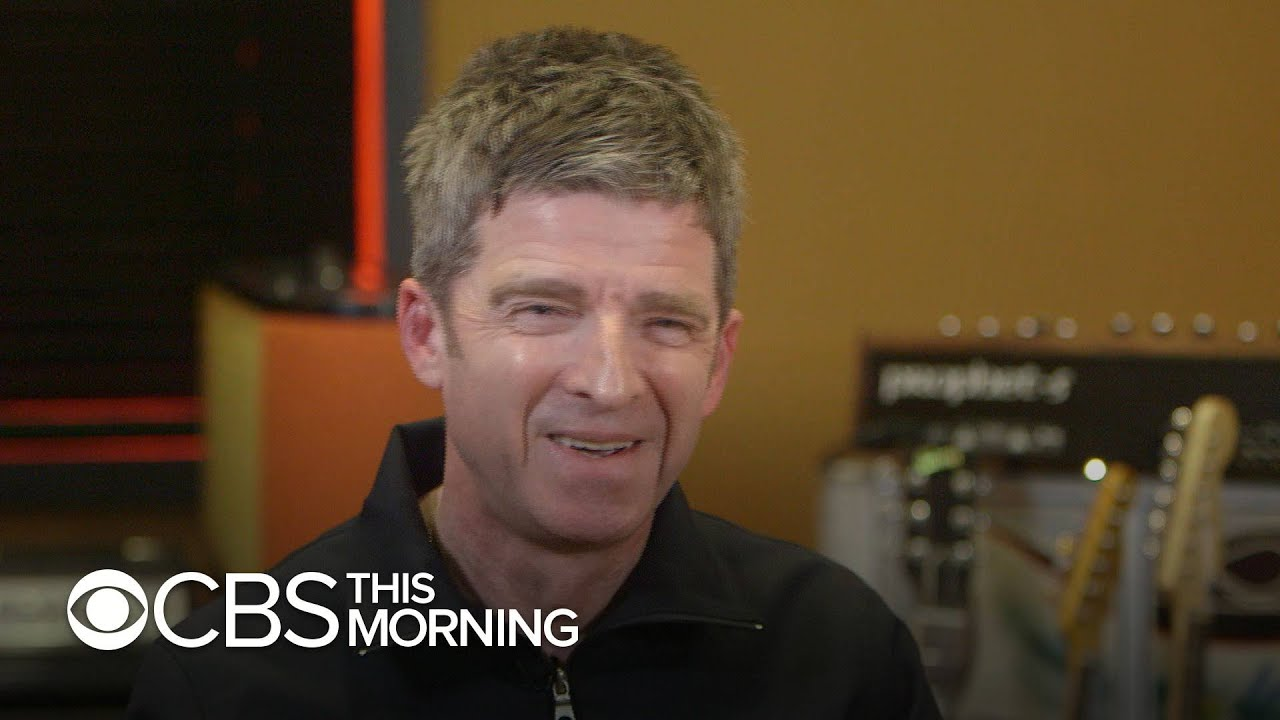 Noel Gallagher discuses his music career and what he's been up to throughout the pandemic