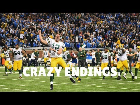 Crazy Endings | NFL
