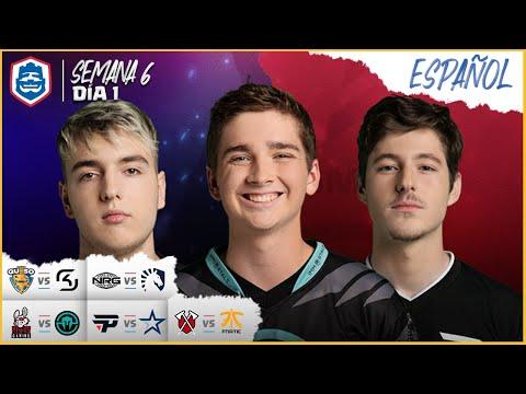 Clash Royale League: CRL West Fall 2019   ¡Semana 6 Día 1! (Español)