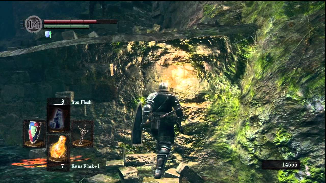 how to get the master key in dark souls 1