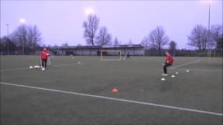 SK St. Niklaas Keeperstraining U14 (30/03/2015)