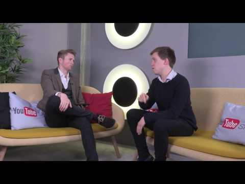 Owen Jones Interview with Francis Maxwell from YouTube Space London