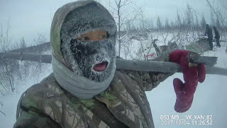 Travel to Lake Kel-Magan for catching peled! Yakutia Yakutia