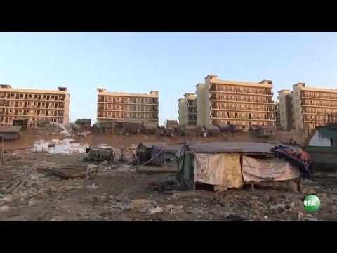 Lottery Housing Drives Fear for Mandalay Slum Residents