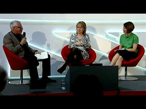 Creative Services Summit - Panel discussion on 'Our Future Selves'