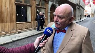 Paul Aymon dit Paul Sierre s'exprime sur son résultat au second tour du Conseil des Etats