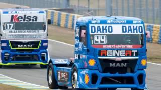 Truck Racing 2016 -  MAN, Mercedes Benz, Freightliner Race Truck Photos - 24 Heures Camions Le Mans