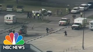 Santa Fe High School Shooting In Texas: Multiple Deaths Reported | NBC News