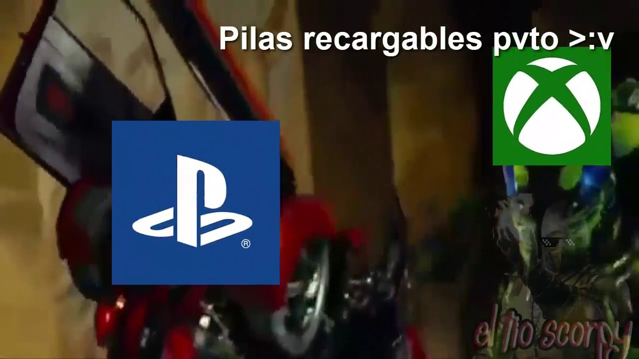 Xbox Vs Playstation Memes