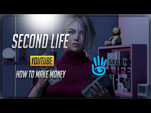 💶 How to make money in Second Life 🇬🇧 💶