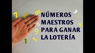 NÚMEROS MAESTROS PARA GANAR LA LOTERÍA – el baloto o cualquier apuesta – trucos de la numerología