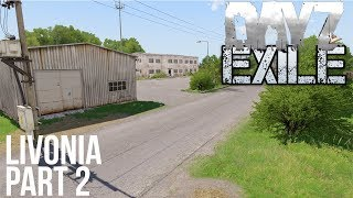 Arma 3 Exile Dayz Experience Livonia The Grind 1st Person