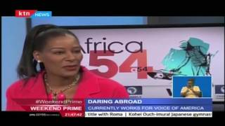 Daring Abroad: Former KBC Anchor Esther Githui working in the US