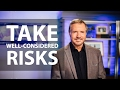Take Well-Considered Risks | Winner's Minute With Mac Hammond