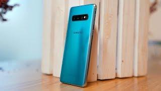 Samsung Galaxy S10 / S10+ / S10e - pierwsze wrażenia, Mobzilla Flesz odc. 34