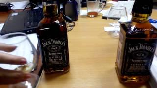 Казахская подделка Jack Daniel