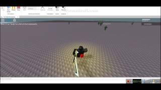 ROBLOX / Tutorial / Wie man Level 7 Skripte zu Ihrem Spiel setzt