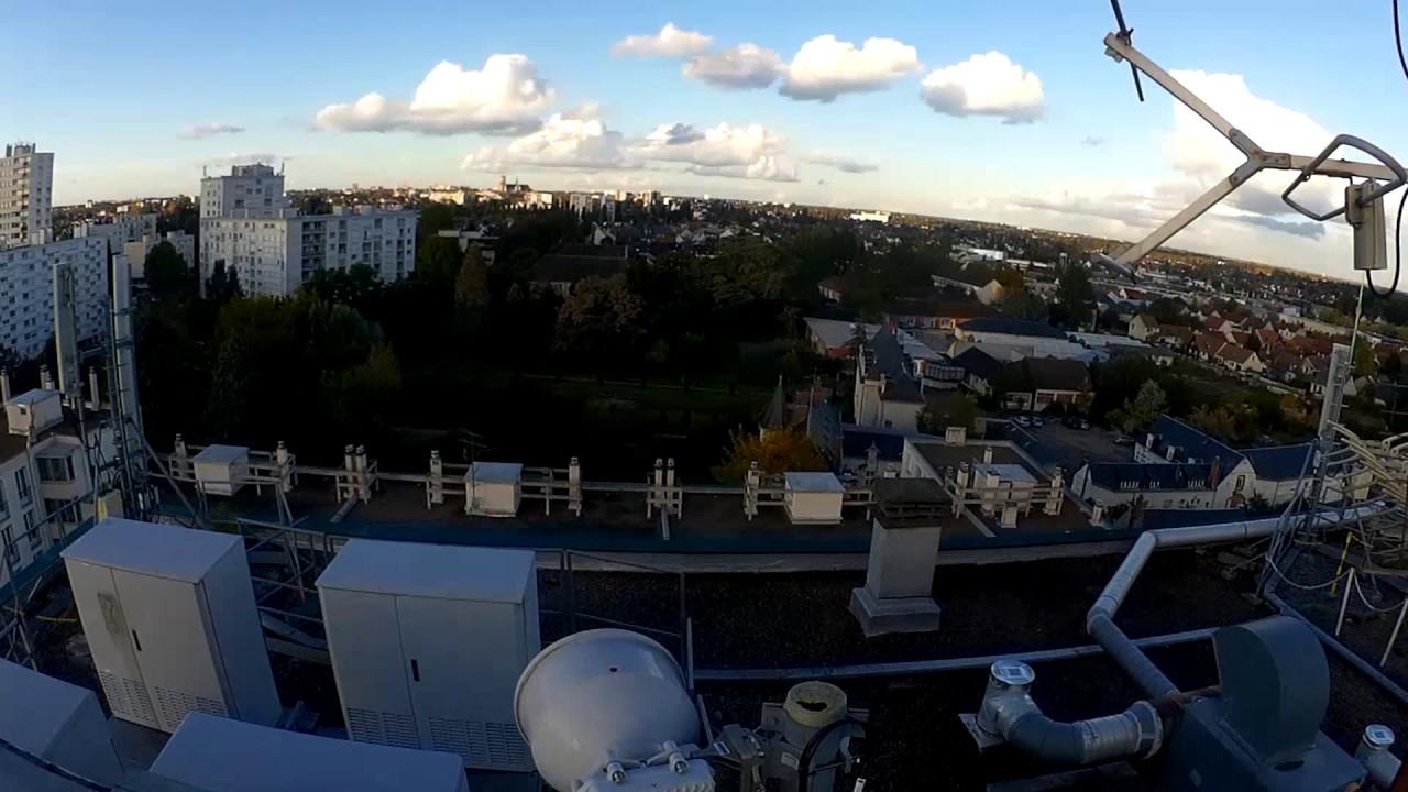 Célèbre Monter sur un toit d'immeuble |TUTO| - YouTube DE03
