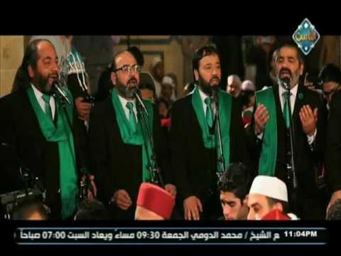 حفل المولد النبوي الشريف مع فرقة الإخوة أبو شعر | في حضرة المحبوب