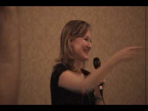 Anime Boston 2009 Veronica Taylor Panel (2/5)