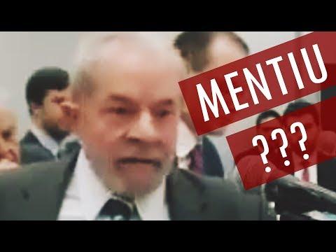 Ex-Presidente Lula Condenado (Análise de Linguagem Corporal - SCAN)