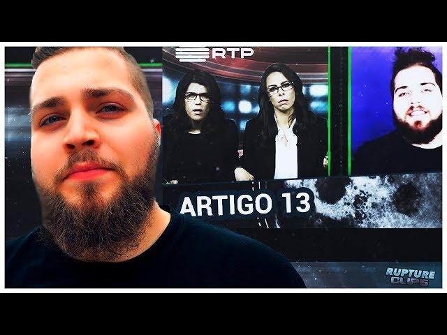 "WUANT REACT - ""VIDEO 5 PARA A MEIA NOITE"""