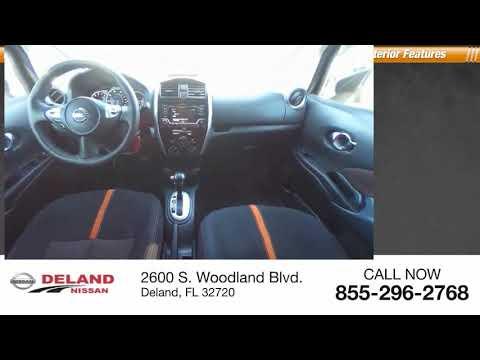 2016 Nissan Versa Note DeLand Nissan C248607A